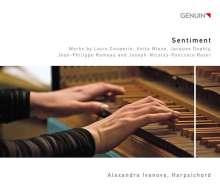 Alexandra Ivanova - Sentiment, CD