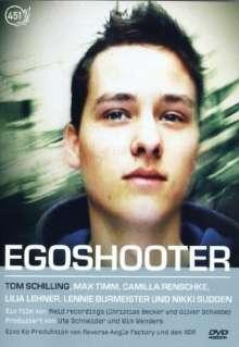 Egoshooter, DVD