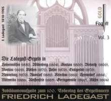 Die Ladegast-Orgeln, 2 CDs