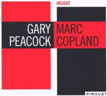 Gary Peacock & Marc Copland: Insight, CD