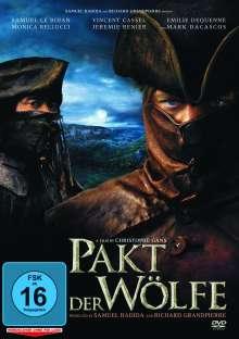 Pakt der Wölfe, DVD