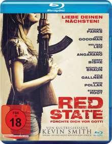 Red State (Blu-ray), Blu-ray Disc