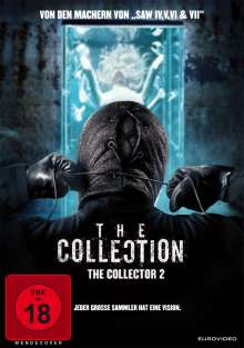 The Collection - The Collector 2, DVD