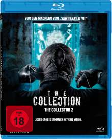 The Collection - The Collector 2 (Blu-ray), Blu-ray Disc