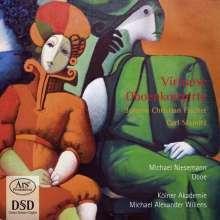 Johann Christian Fischer (1733-1800): Oboenkonzerte Nr.1,2,7 (C-Dur,Es-Dur,F-Dur), Super Audio CD