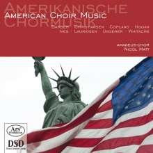 Amadeus-Chor - Amerikanische Chormusik, Super Audio CD