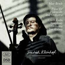 Max Bruch (1838-1920): Die Werke für Cello & Orchester, Super Audio CD