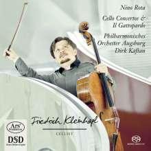 Nino Rota (1911-1979): Cellokonzerte Nr.1 & 2, Super Audio CD