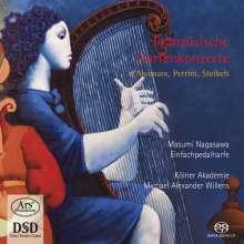 Masumi Nagasawa - Französische Harfenkonzerte, Super Audio CD