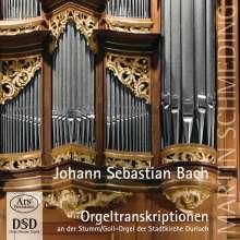 Martin Schmeding - J.S.Bach-Orgeltranskriptionen, Super Audio CD