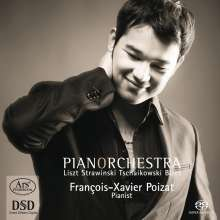 Francois-Xavier Poizat - PianOrchestra Vol.1, Super Audio CD
