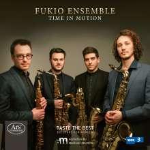 Fukio Ensemble - Time in Motion, Super Audio CD