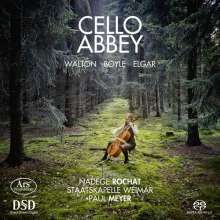 Nadège Rochat - Cello Abbey, Super Audio CD