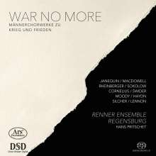 Renner Ensemble Regensburg - War No More, Super Audio CD