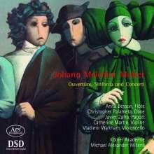 Johann Melchior Molter (1696-1765): Concerti, Super Audio CD