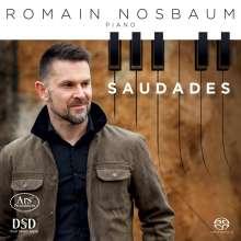 Romain Nosbaum - Saudades, Super Audio CD
