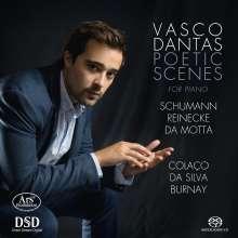 Vasco Dantas - Poetic Scenes, Super Audio CD