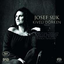Josef Suk (1874-1935): Klavierquintett op.8, Super Audio CD