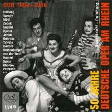 50 Jahre Deutsche Oper am Rhein, 2 CDs