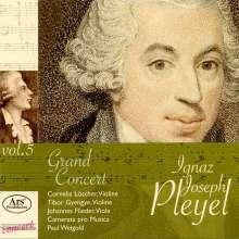 Ignaz Pleyel (1757-1831): Symphonien C-Dur,B-Dur,B-Dur (B.158,B.150a,B.112), CD