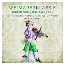 Weimarer Klassik - Scheinpflug / Krebs / Carl / Koch, CD