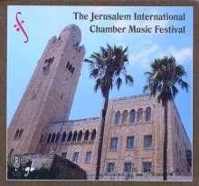 The Jerusalem International Chamber Music Festival, 2 CDs