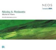 Nikolaj Roslavets (1881-1944): Klavierwerke, CD