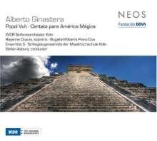 Alberto Ginastera (1916-1983): Popol Vuh op.44, Super Audio CD