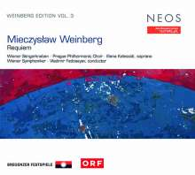Mieczyslaw Weinberg (1919-1996): Requiem, Super Audio CD
