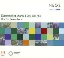Darmstadt Aural Documents Box 3 - Ensembles, 7 CDs