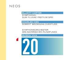Symphonieorchester des Bayerischen Rundfunks - Musica Viva 20, CD