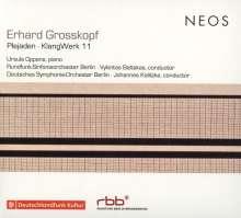 Erhard Grosskopf (geb. 1934): KlangWerk 11 op.64 für Orchester, CD
