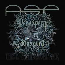 ASP: Per Aspera Ad Aspera - This Is Gothic Novel Rock, 2 CDs