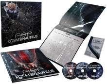 ASP: Kosmonautilus (Limited Edition), 3 CDs, 1 Buch und 1 Merchandise