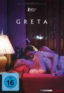 Greta (2019) (OmU), DVD
