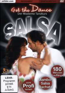 Get the Dance - Salsa, DVD