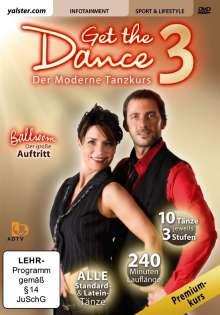 Get the Dance 3 (Premiumkurs), DVD