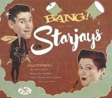 The Starjays: Bang! It's The Starjays, CD