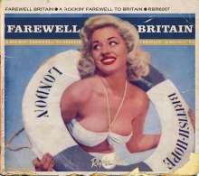 Farewell Britain, CD