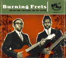 Burning Frets, CD