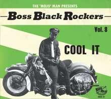 Boss Black Rockers Vol.8: Cool It, CD