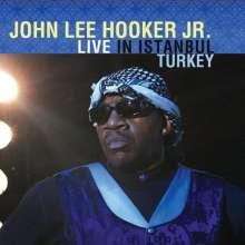 John Lee Hooker Jr.: Live In Istanbul, Turkey, CD