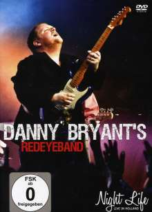 Danny Bryant: Night Life: Live In Holland 2011, DVD