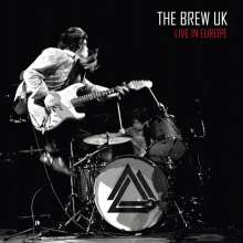 The Brew (UK): Live In Europe 2012, CD