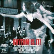Filmmusik: Simon Rattle - Rhythm Is It (Filmmusik), CD