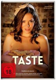 Taste, DVD