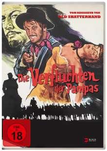 Die Verfluchten der Pampas, DVD