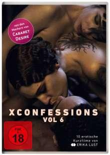 XConfessions 6, DVD