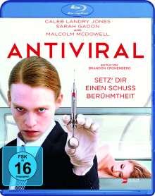 Antiviral (Blu-ray), Blu-ray Disc