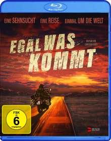 Egal was kommt (Blu-ray), Blu-ray Disc